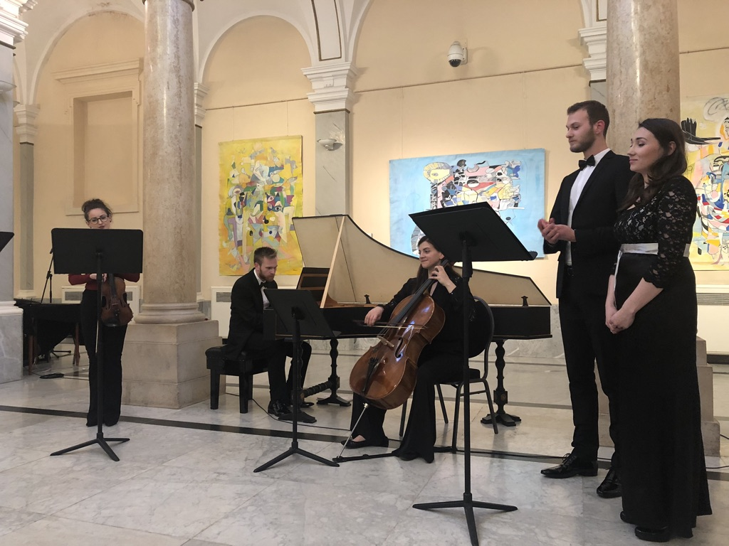 Barokni Ansambl Muzičke Akademije